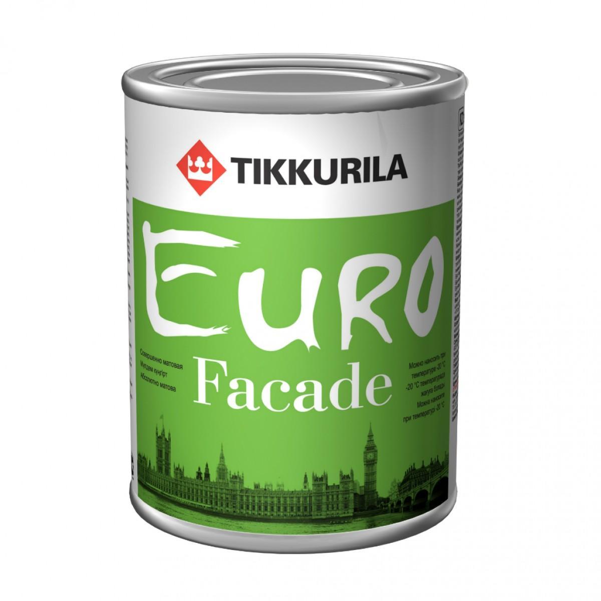 Euro Facade - Евро Фасад фасадная краска