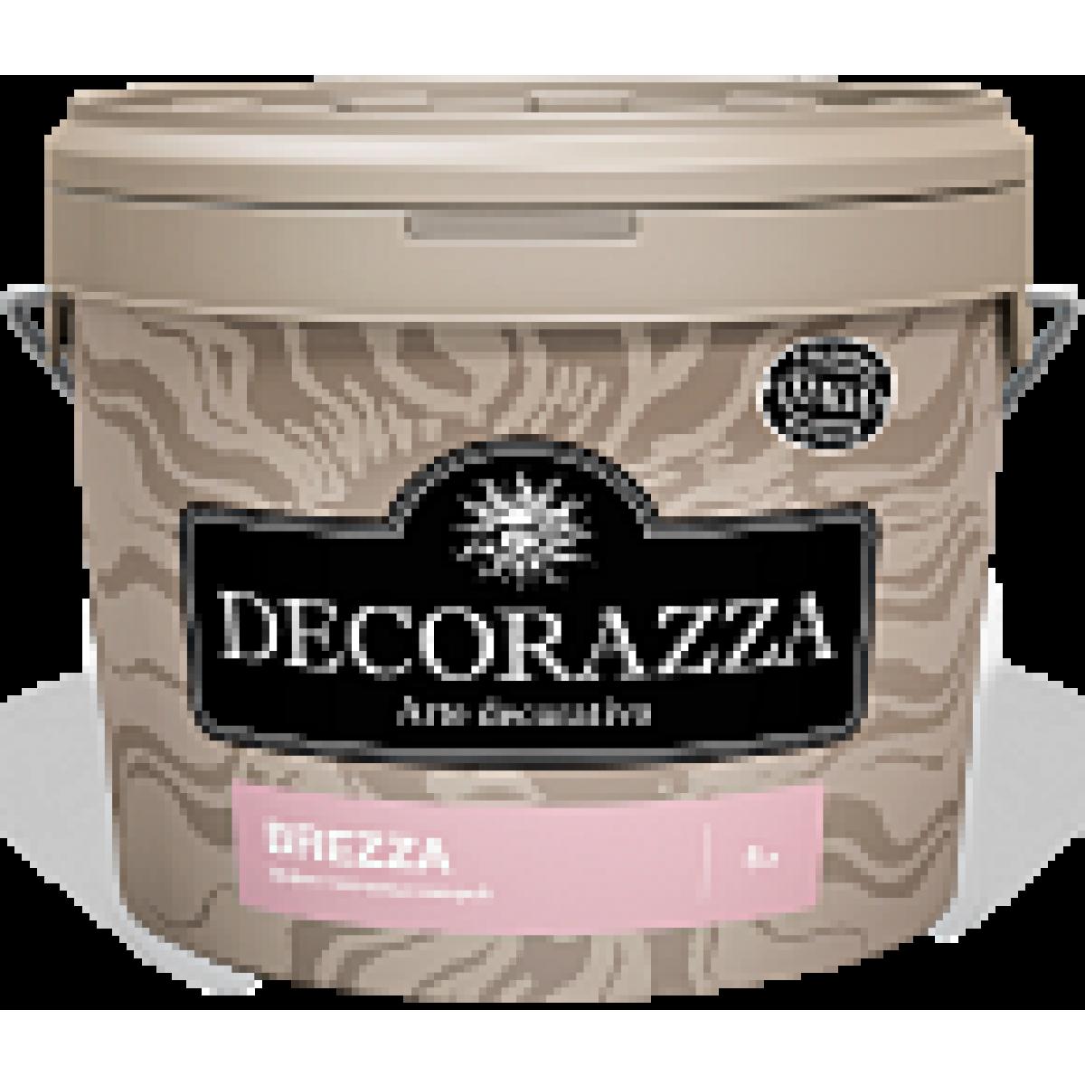 Decorazza Brezza - Эффект бархатных песчаных вихрей