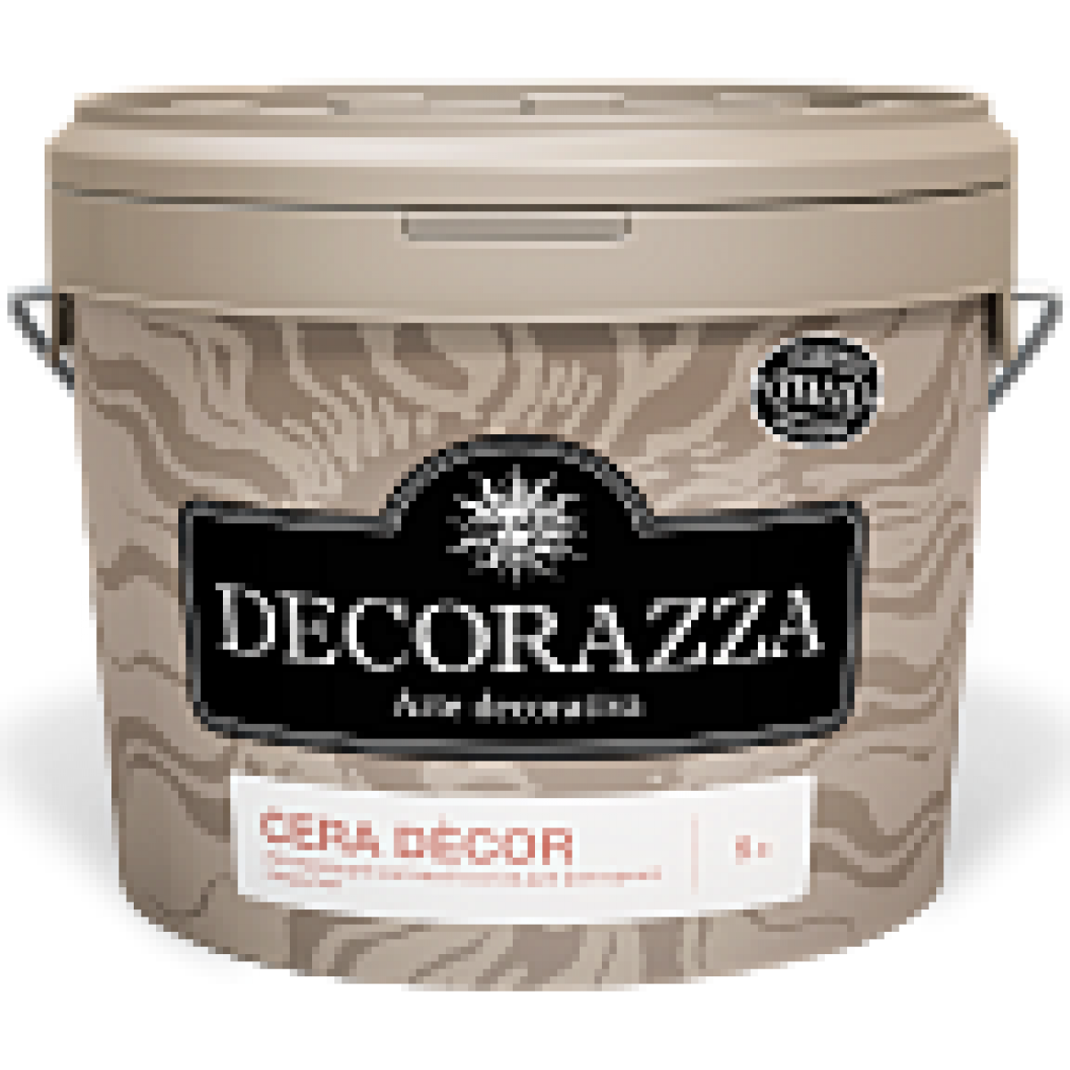 Decorazza Cera Decor - Матовое лессирующие покрытие на основе воска