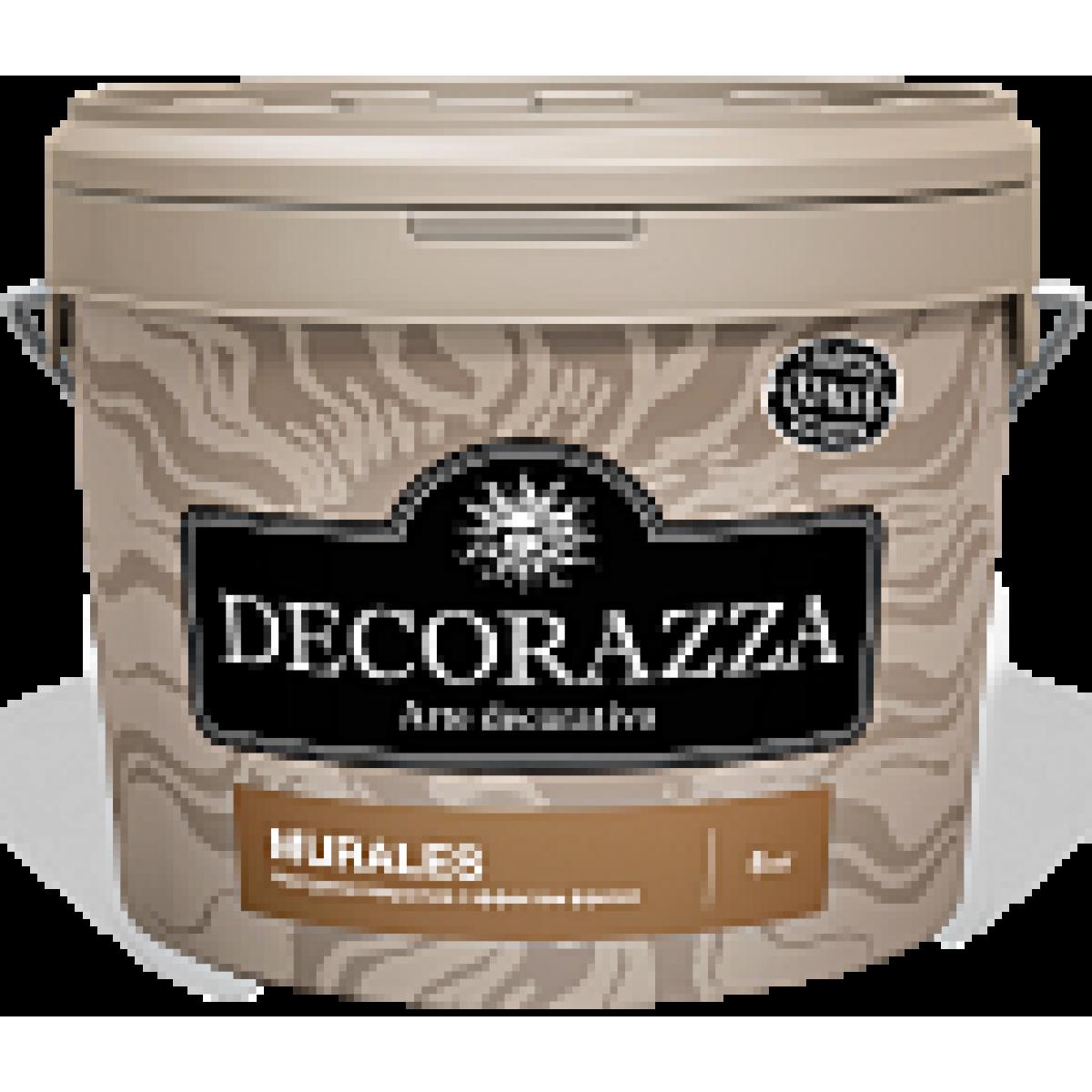 Decorazza Murales - Эффект акварельных переходов