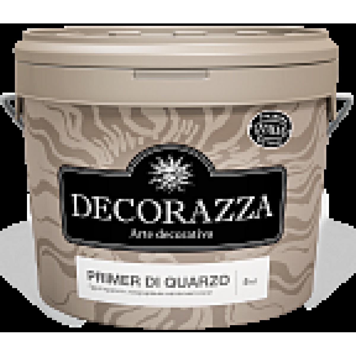 Decorazza Primer Di Quarzo - Грунт-краска с кварцевым наполнителем