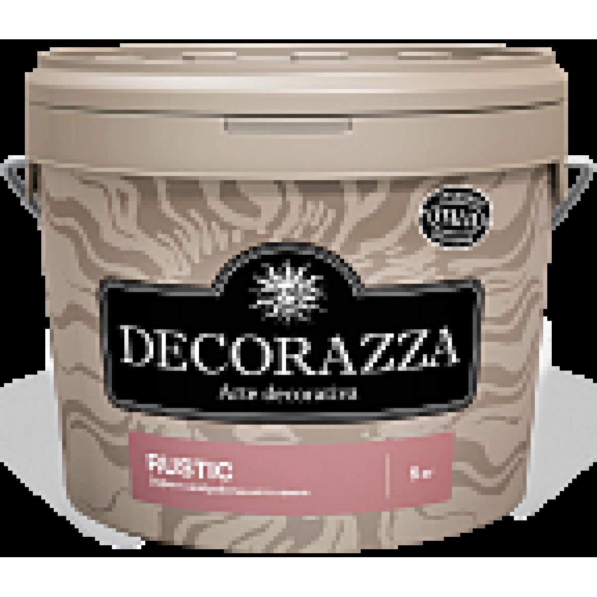 Decorazza Rustic - Эффект необработанного камня