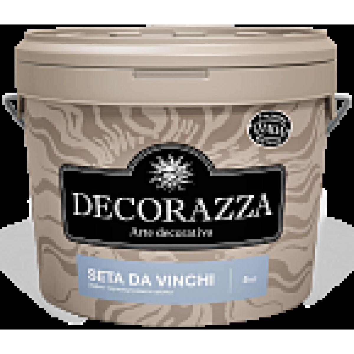 Decorazza Seta da vinci - Эффект перламутрового шёлка