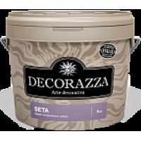 Decorazza Seta - Эффект натурального шёлка