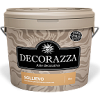 Decorazza Sollievo - Рельефное декоративное покрытие