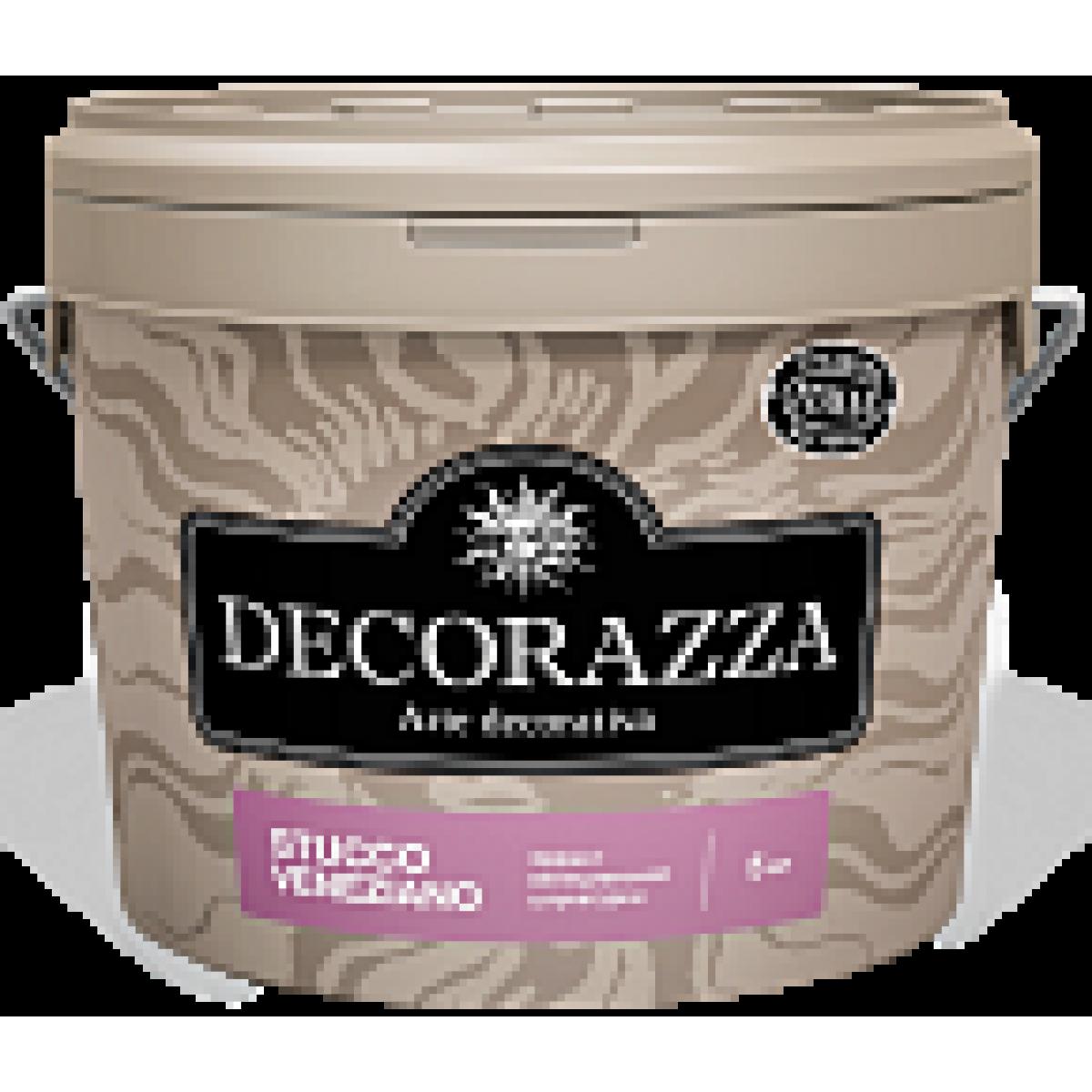 Decorazza Stucco Veneziano - Эффект венецианской штукатурки