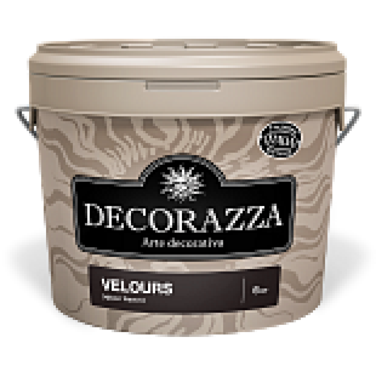 Decorazza Velours - Эффект бархата