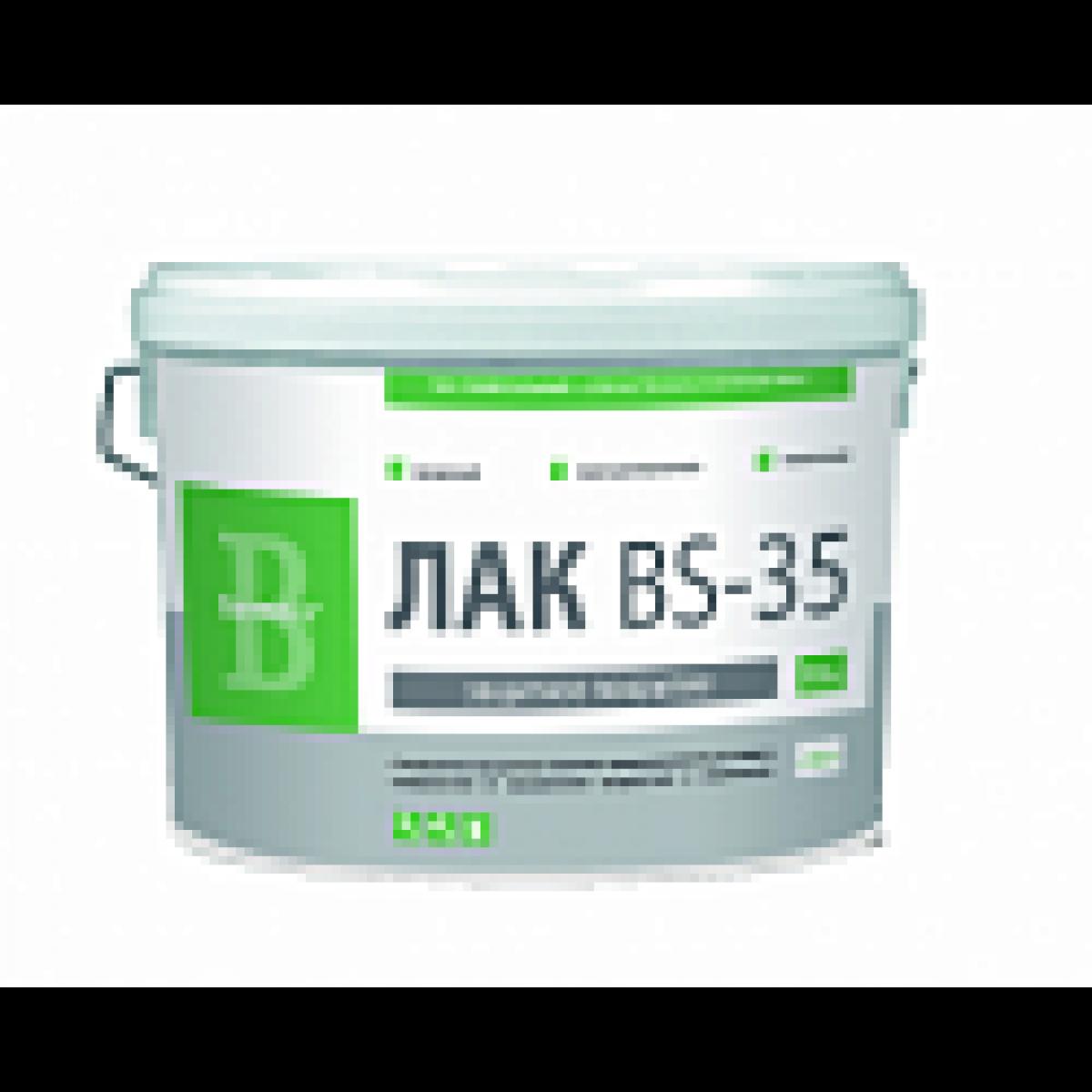 Лак BS-35 для фасада