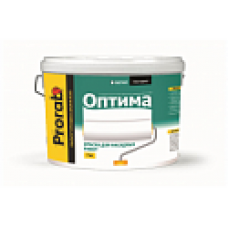 Краска Prorab ОПТИМА для фасадных работ