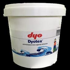 Dyotex - Фасадная водоэмульсионная акриловая краска