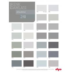 Dyolastex - Интерьерная фасадная водоэмульсионная эластичная краска