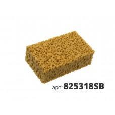 МАКО губка - коричневая, крупнопористая губка, полиэстер 825318SB