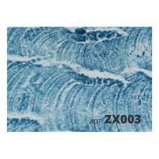 Декоративная кисть со смешанной щетиной ZX003