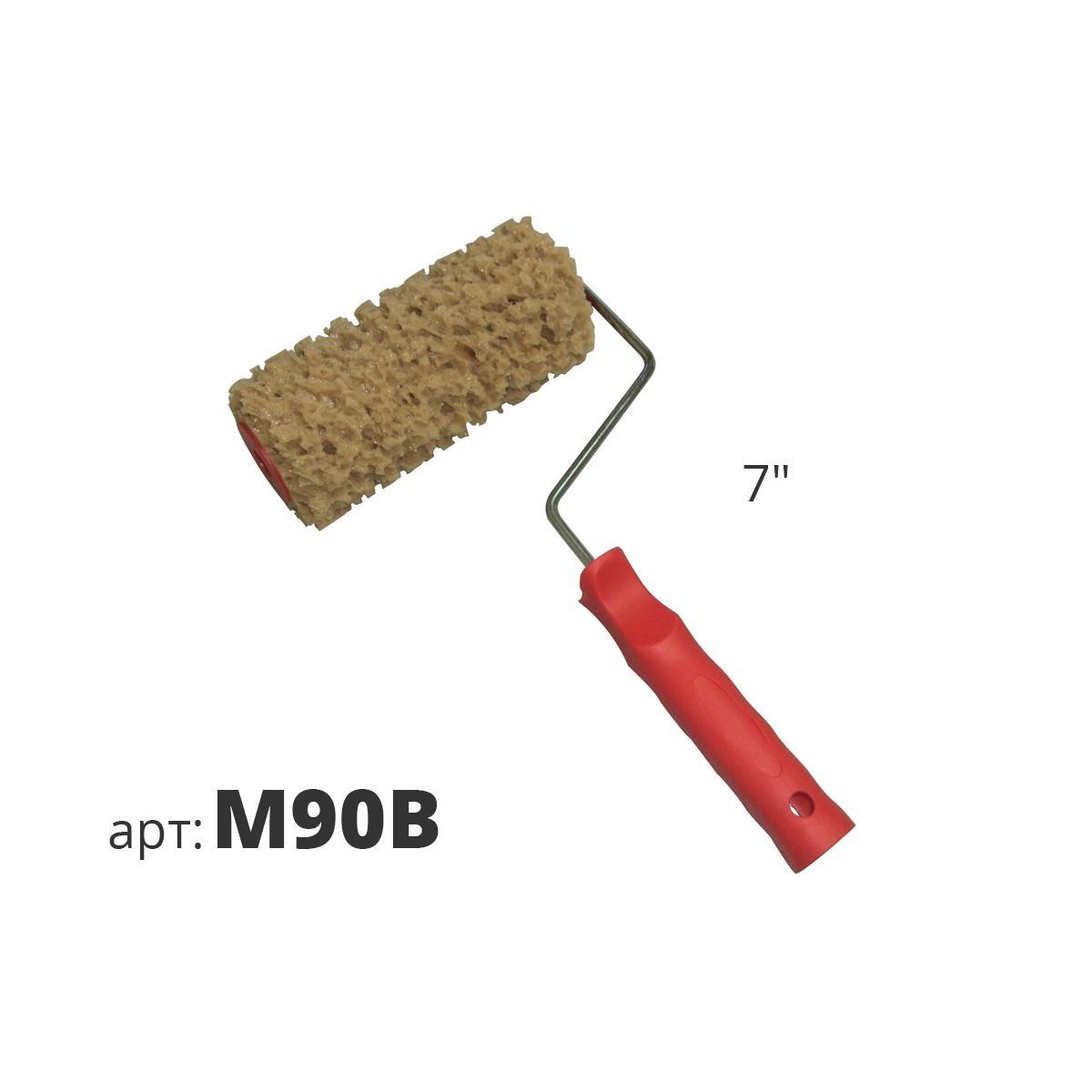 Декоративный валик искусственная морская губка в сборе M90B