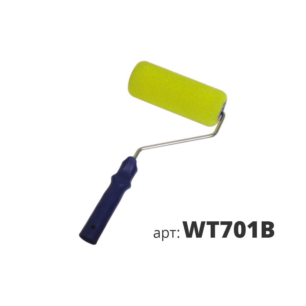 Декоративный валик с жесткой пористой текстурой WT701B
