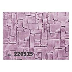 Декоративный жесткий резиновый валик Брусчатка 2205TS