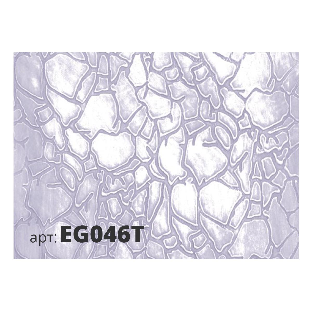Декоративный жесткий резиновый валик КРАКЛЕ EG046T