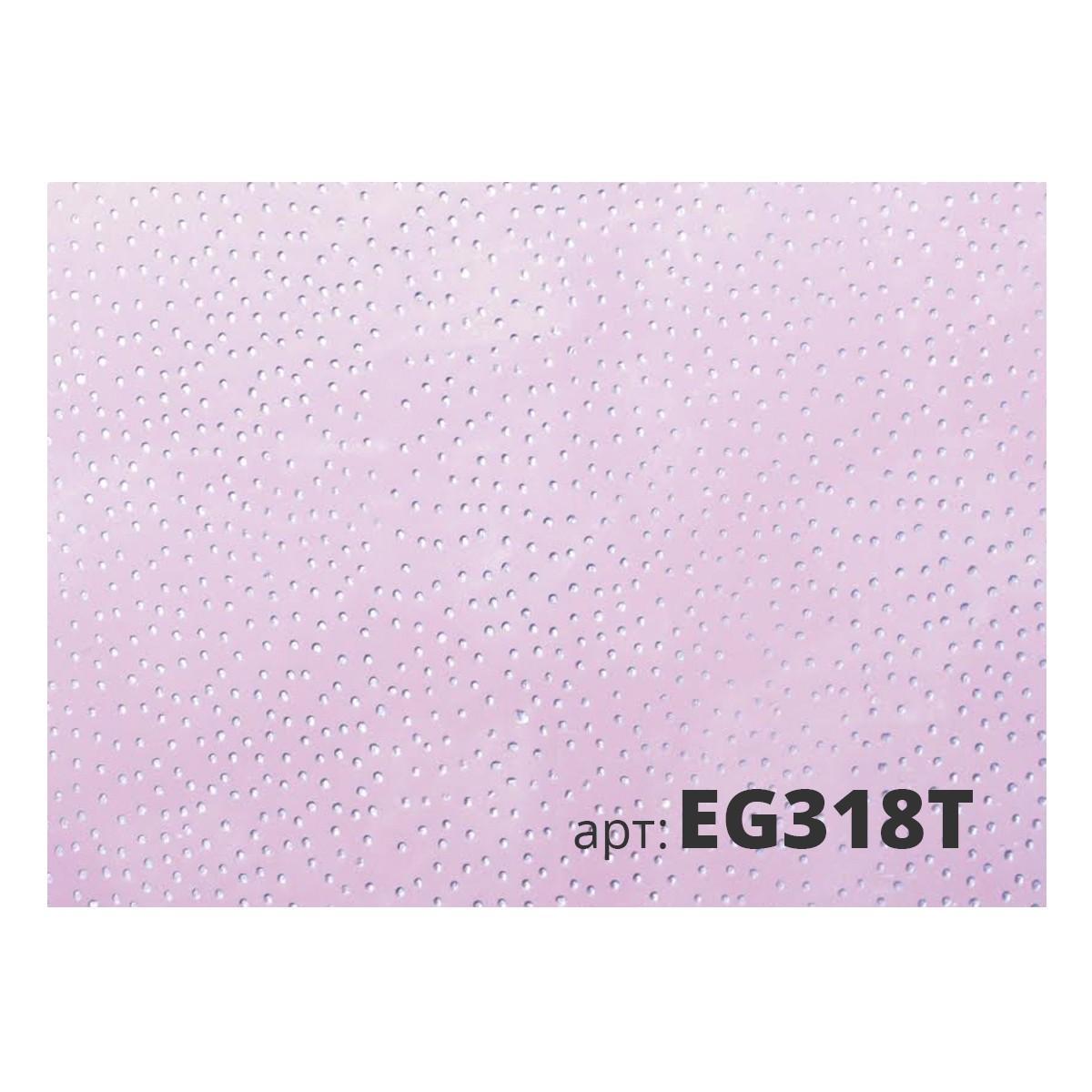 Декоративный жесткий резиновый валик РОСА EG318T
