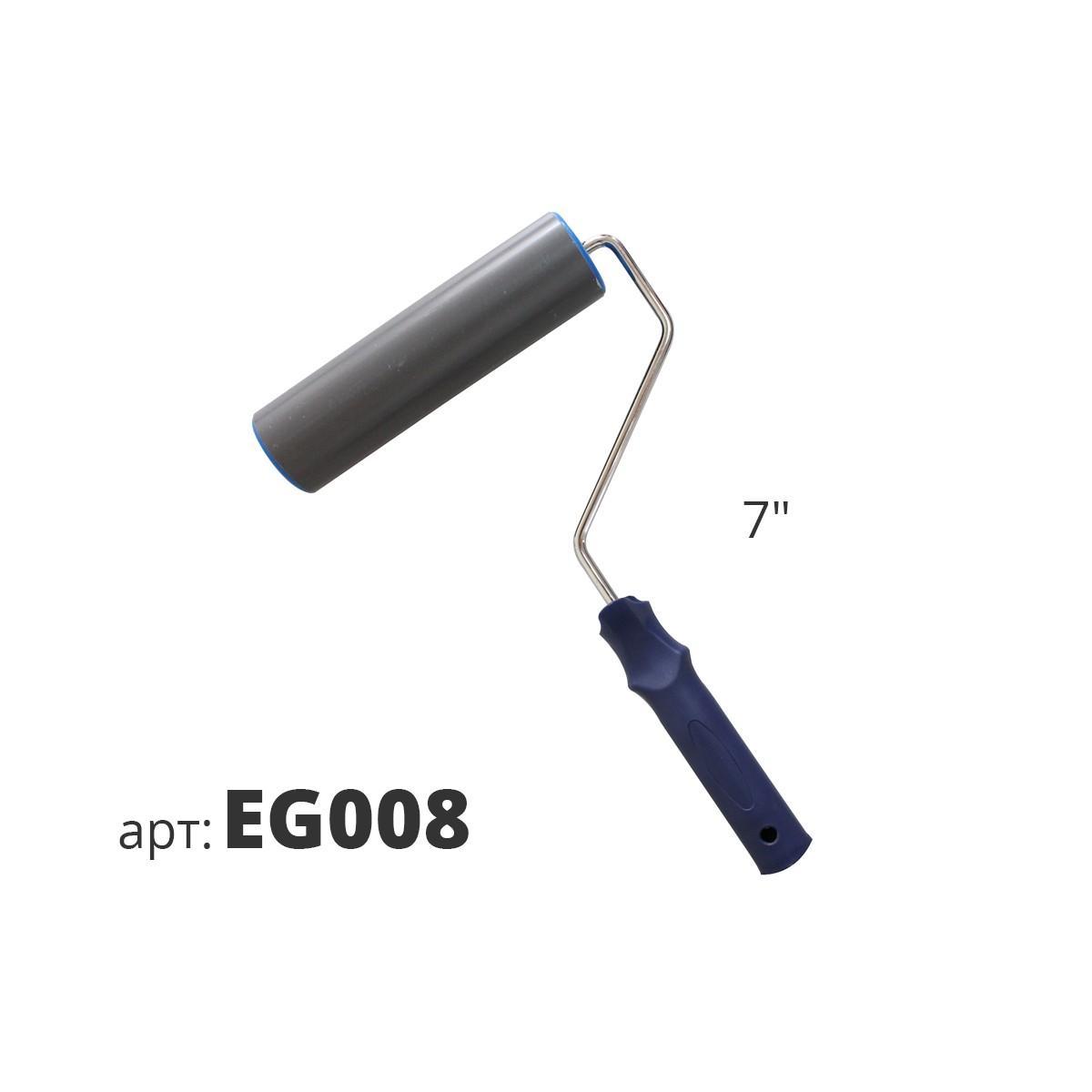 Гладкий прижимной валик EG008