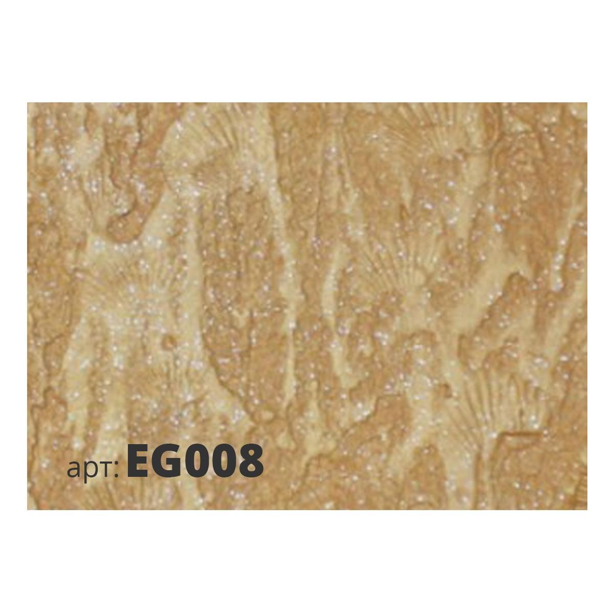 Декоративный жесткий резиновый валик ЖАСМИН EG048T
