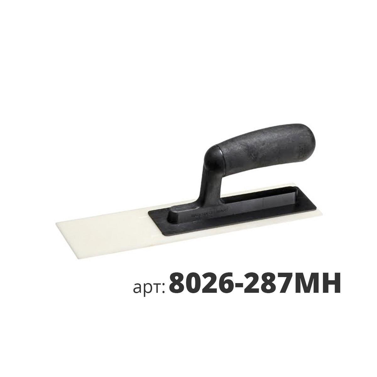 KUHLEN кельма-мини пластиковая прямоугольная узкая 8026-287MH