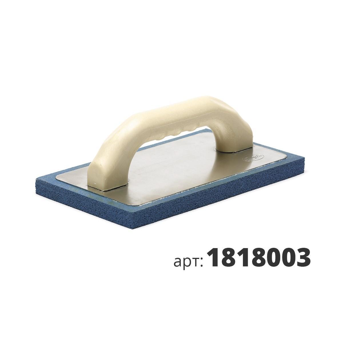 PAVAN кельма пластиковая с подошвой из прорезиненой губки 1818003