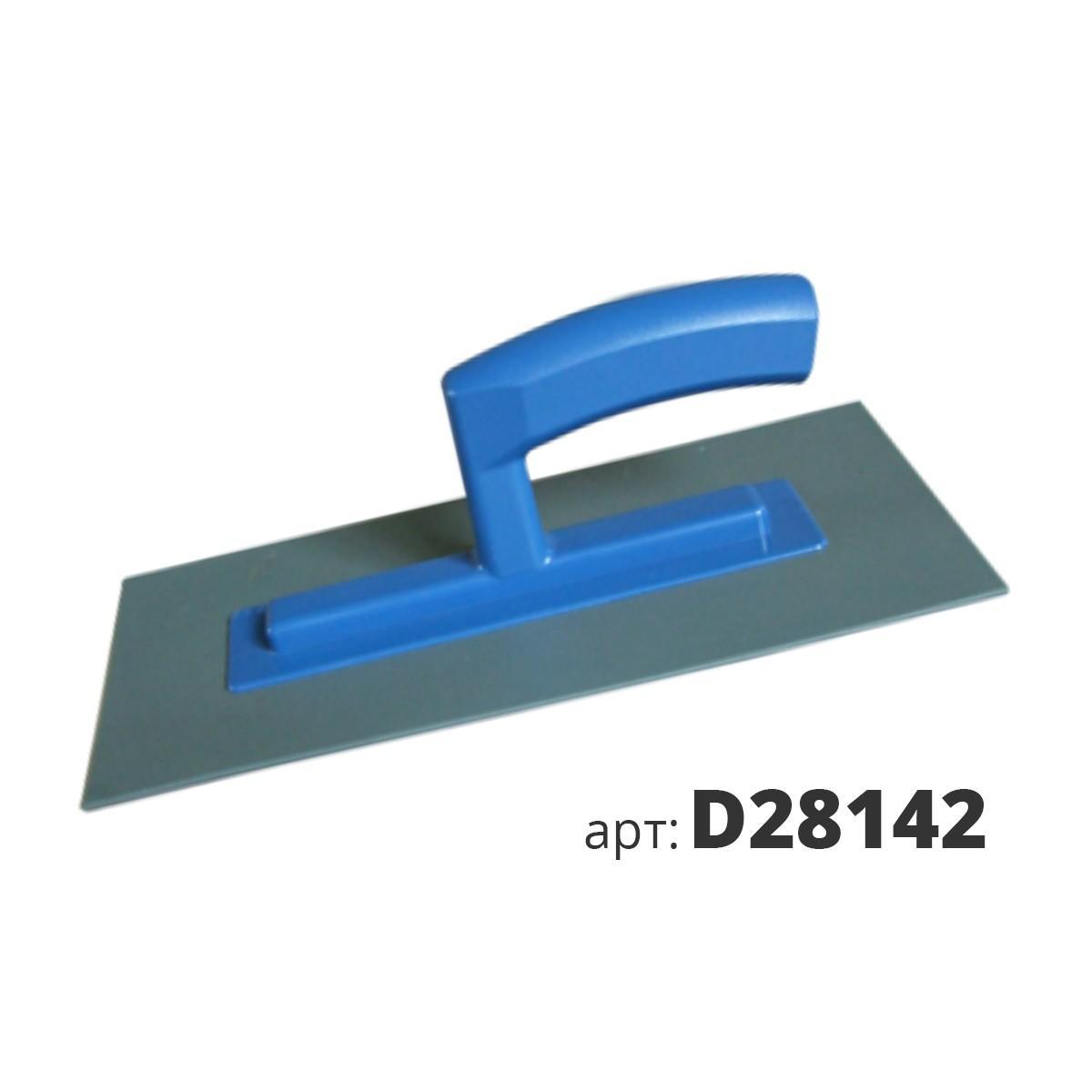 Кельма пластиковая прямоугольная D28142