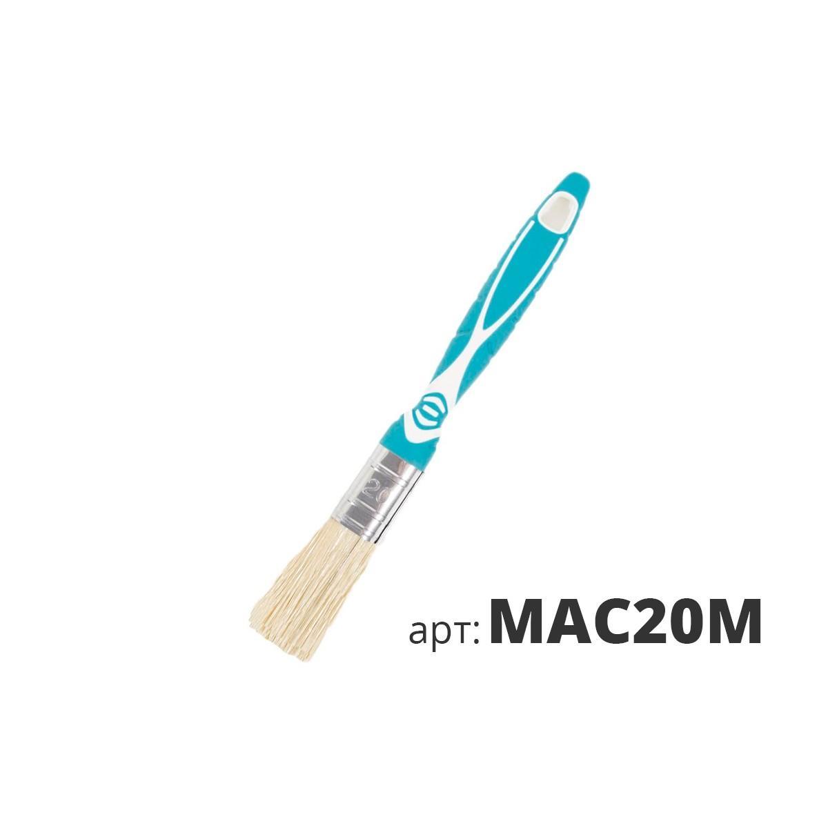 Кисть плоская ПРОФИ MAC20M
