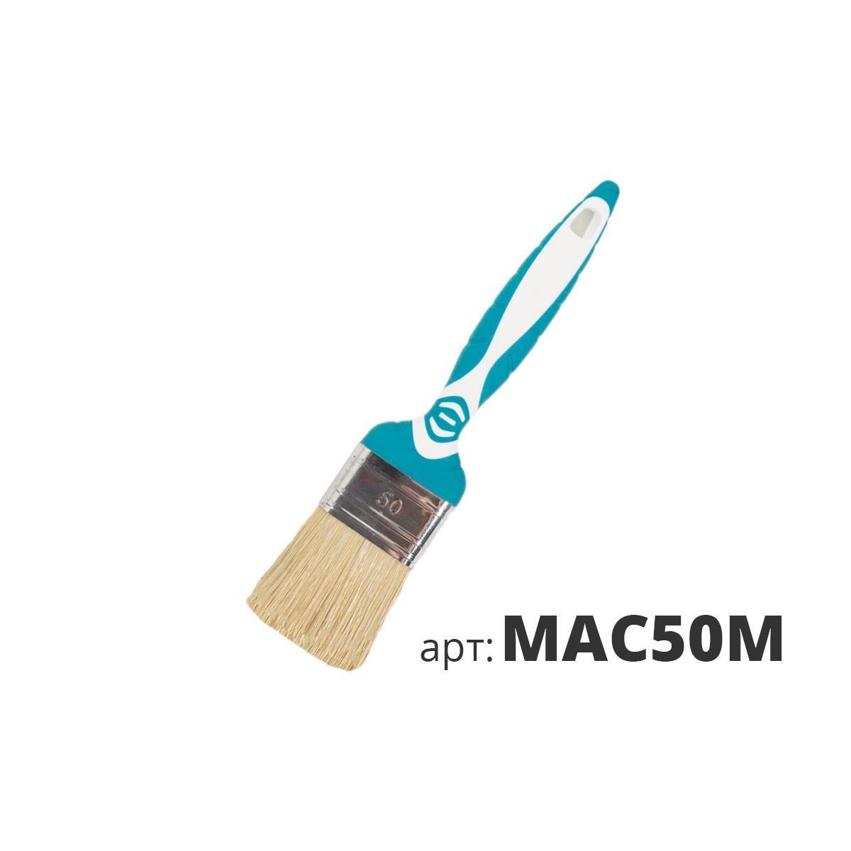 Кисть плоская ПРОФИ MAC50M
