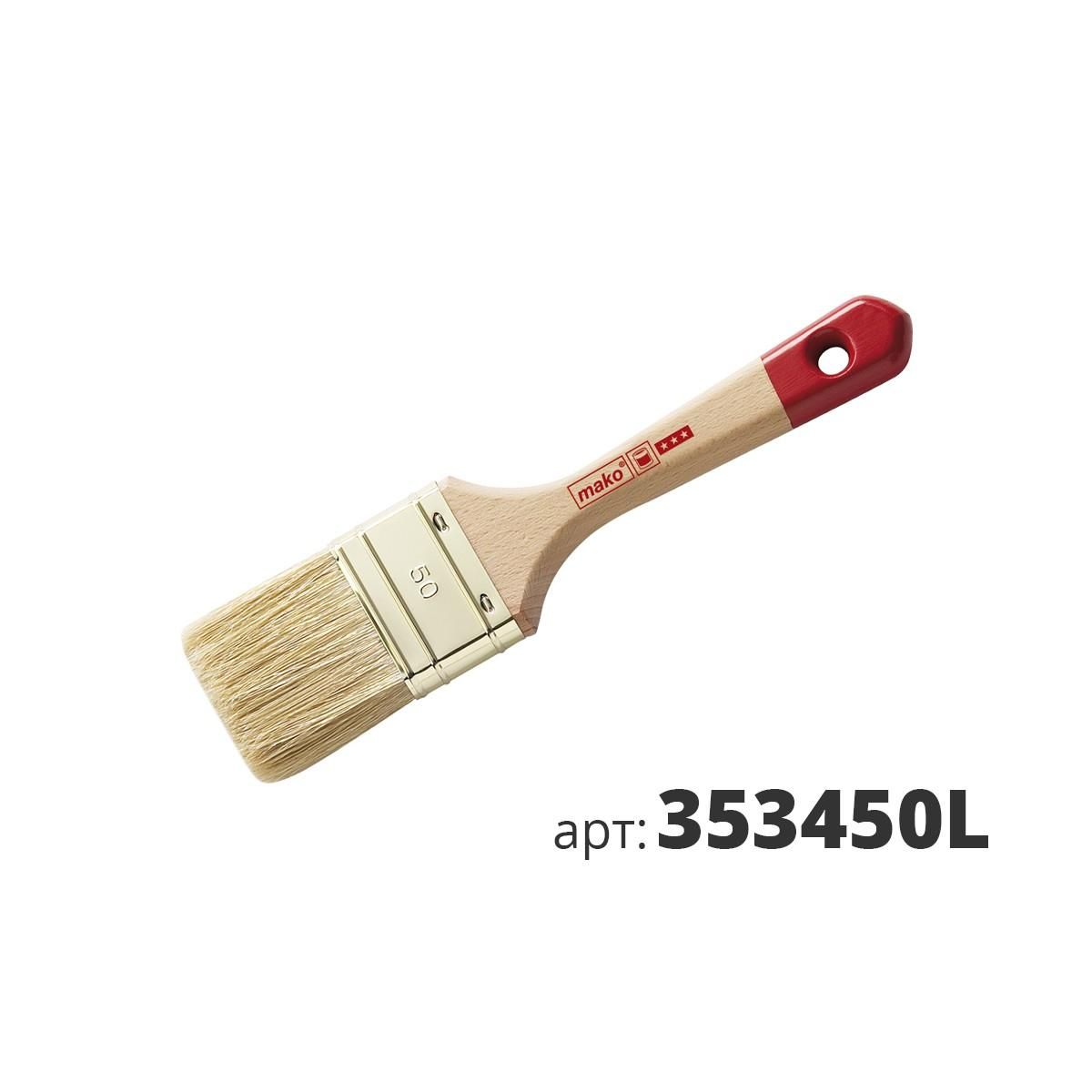 МАКО кисть флейцевая, mako® fil plus смесь щетины 353450L
