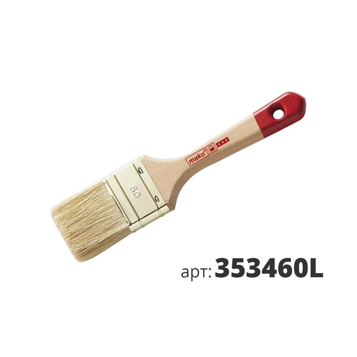 МАКО кисть флейцевая, mako® fil plus смесь щетины 353460L