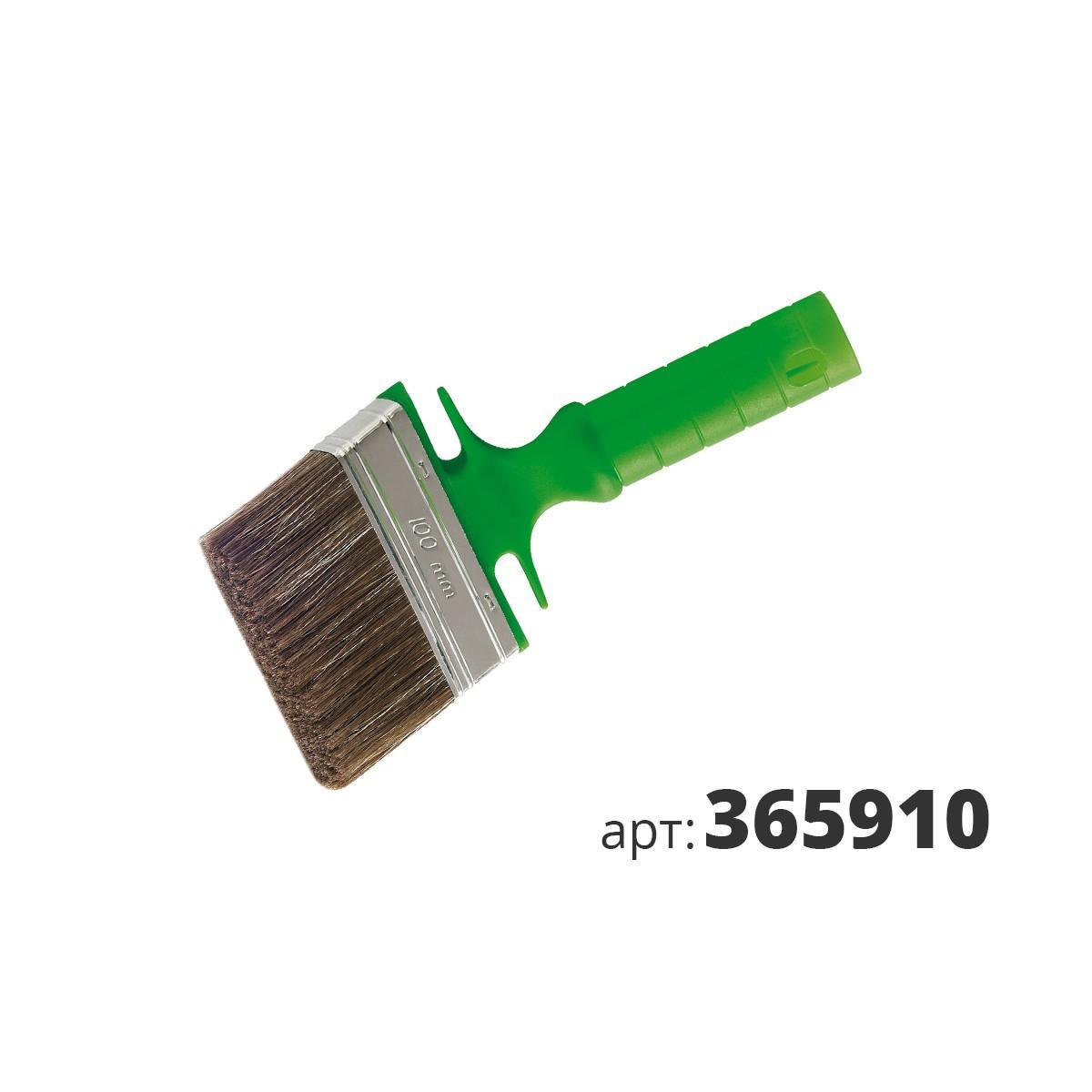 МАКО кисть макловица, смесь полиэстер (Hollester) и натуральной щетины 365910
