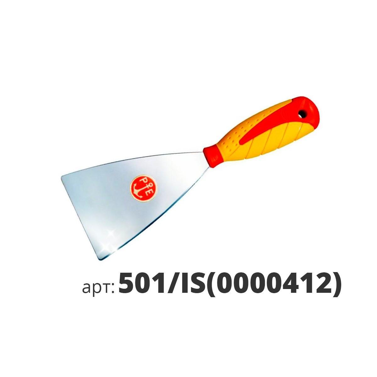 PAVAN шпатель венецианский из нержавеющей стали 501/IS(0000412)