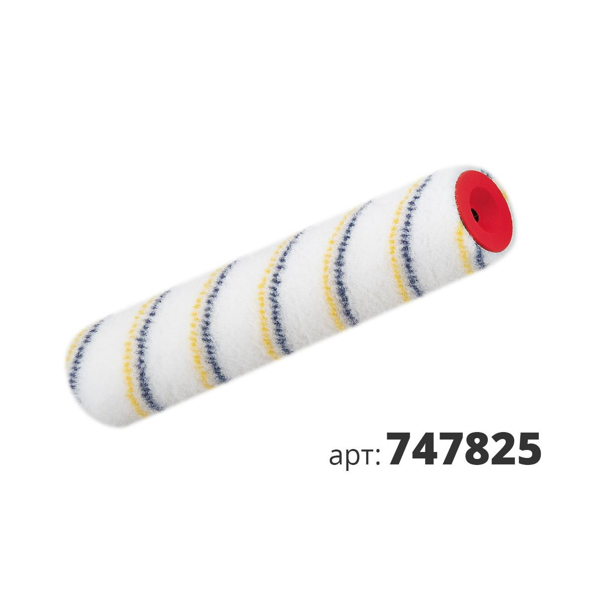МАКО валик сменный mako® nyl, тканный полиамид, крученое волокно, без выпадения ворса 747825