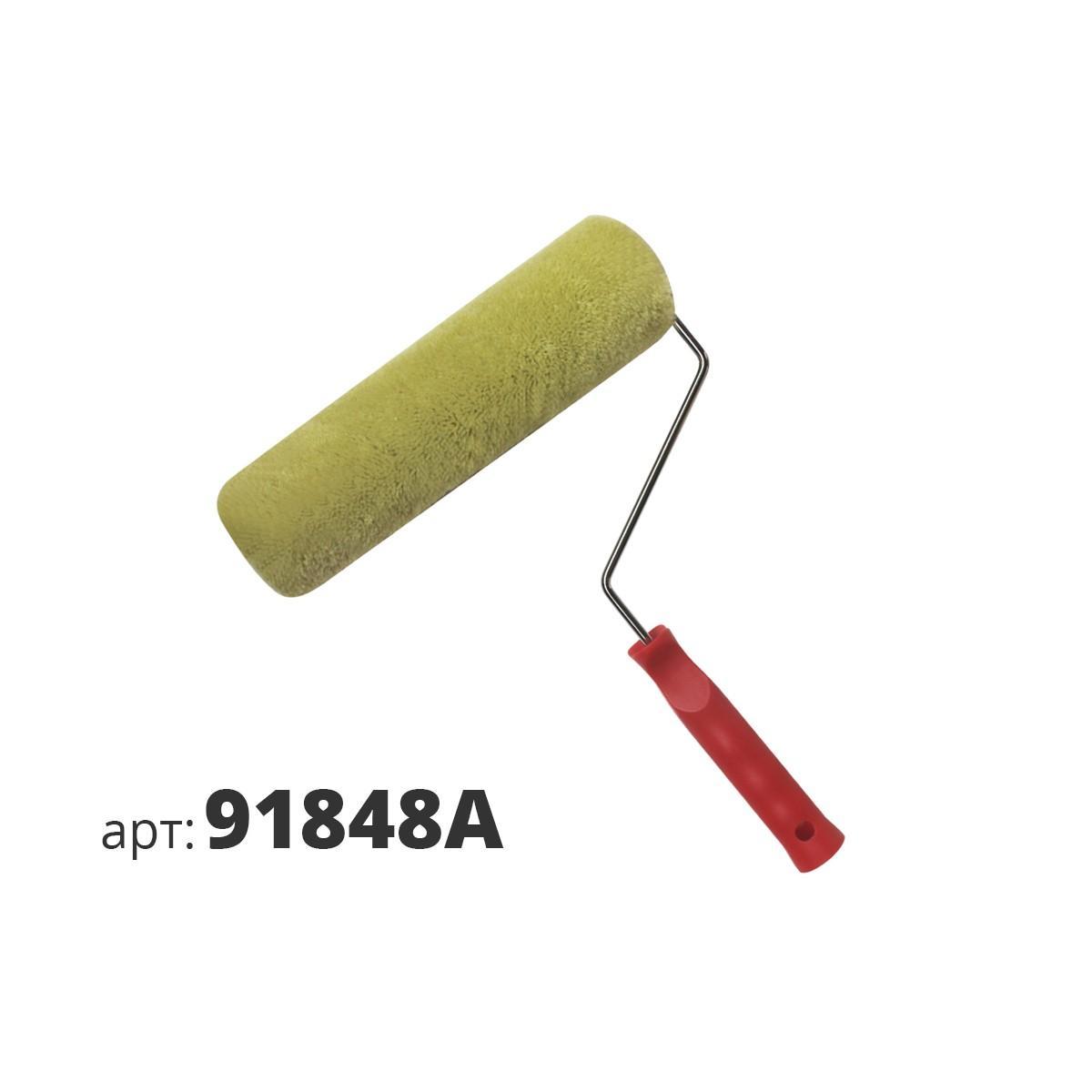 Валик зеленый вязаный полиакрил 91848A