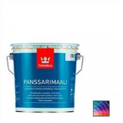 Tikkurila Panssarimaali база А краска для крыш 0,9 л